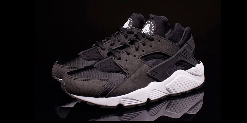 Nike Air Huarache Run Oreo