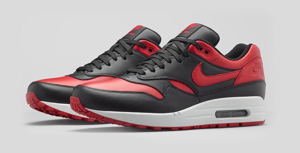 Nike Air Max 1 Premium Bred