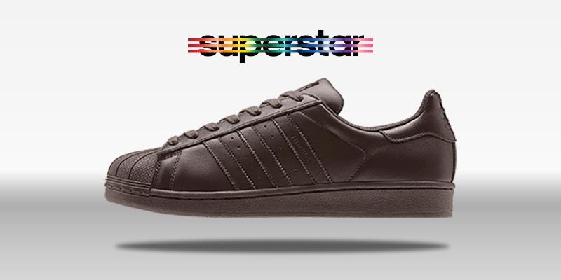 Adidas Superstar Supercolor Brown