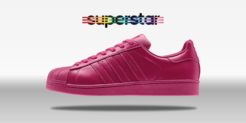 Adidas Superstar Supercolor Craft Pink