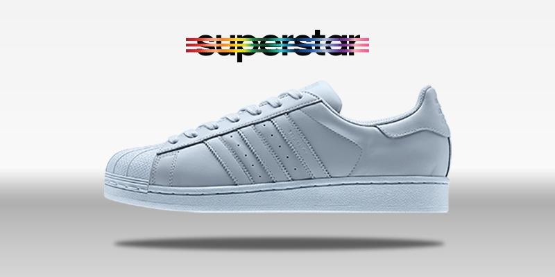 Adidas Superstar Supercolor Haze