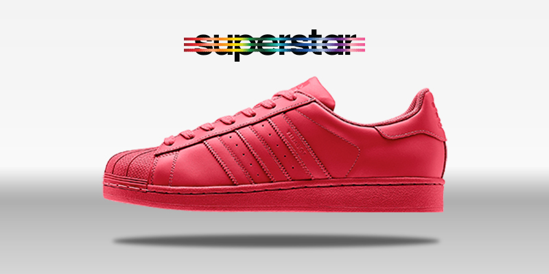 Adidas Superstar Supercolor Joy