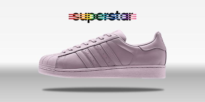 Adidas Superstar Supercolor Mauve Tint