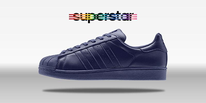 Adidas Superstar Supercolor Night Sky