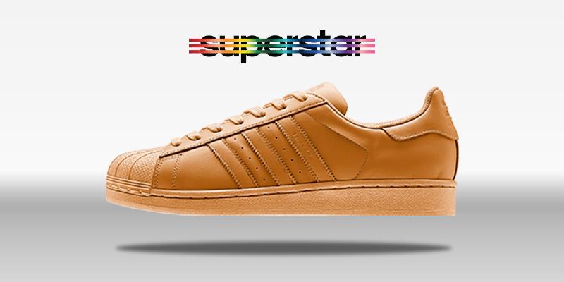 Adidas Superstar Supercolor Spice Orange