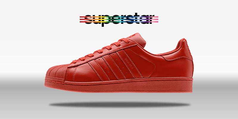 Adidas Superstar Supercolor St Brick