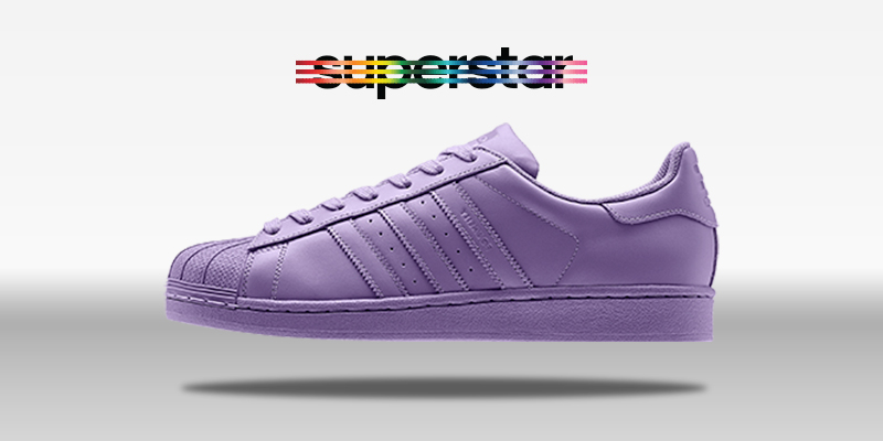 Adidas Superstar Supercolor Super Purple