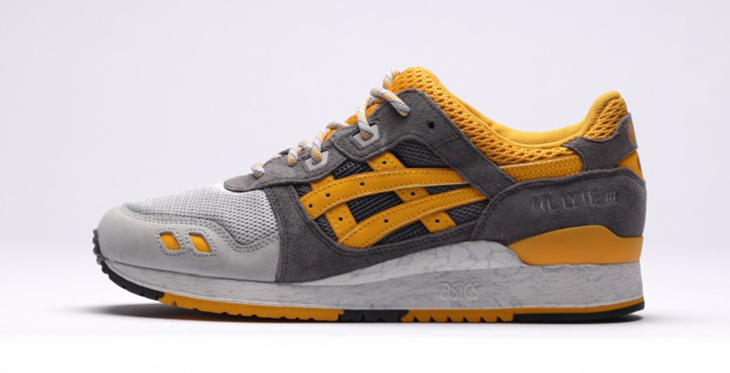 Asics Gel Lyte III Gold Fusion
