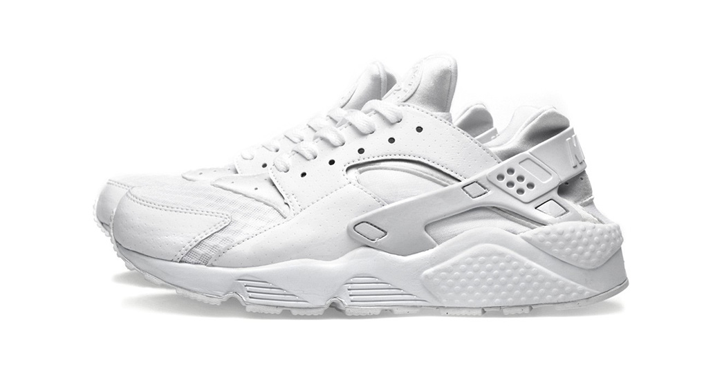 Nike Air Huarache Pure Platinum Re-stock