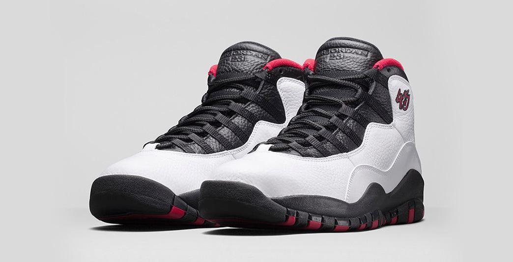 Nike Air Jordan 10 Retro Double Nickel