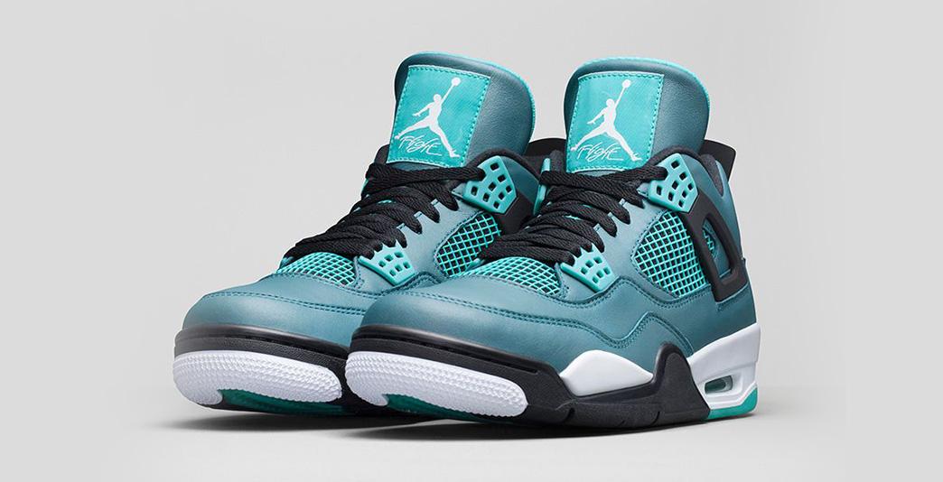 Nike Air Jordan 4 Retro Teal