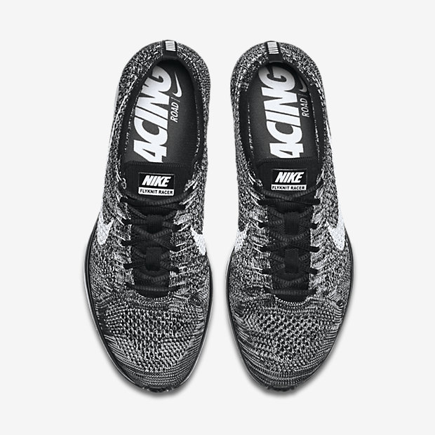 Nike Flyknit Racer 'Oreo 2'