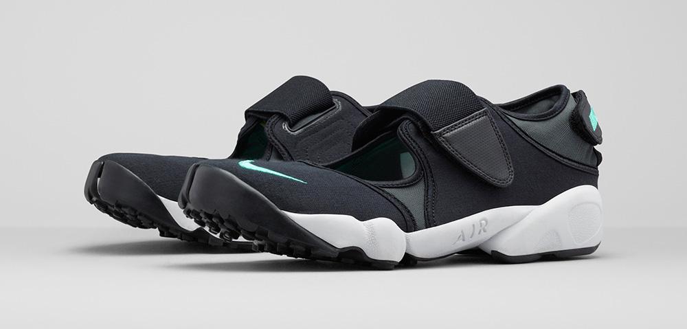 Nike Air Rift Black