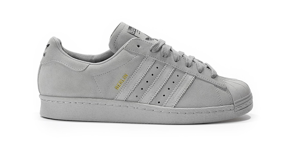 uk availability new arrive popular stores Adidas Superstar 80s City Pack Berlin - Cool Sneakers