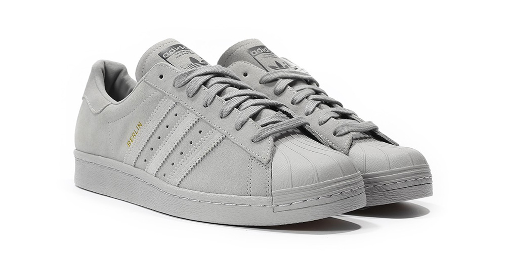 get adidas superstar 80s city series grå e9291 50b23