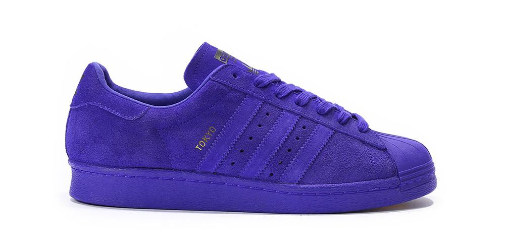 Adidas Superstar 80s City Pack Tokyo