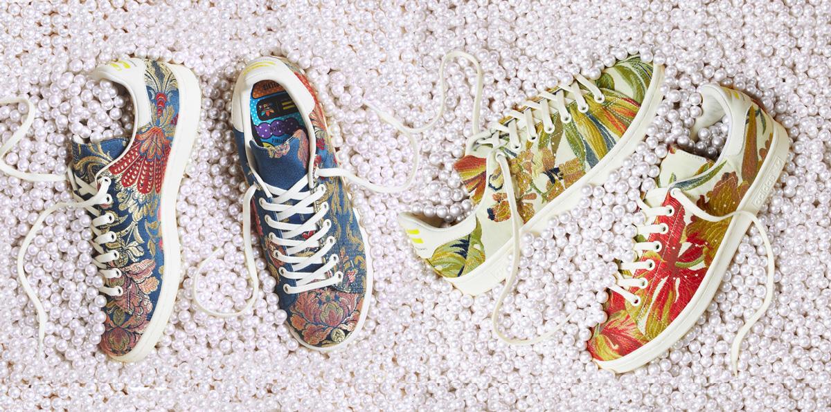 Adidas x Pharrell Williams Jacquard Pack