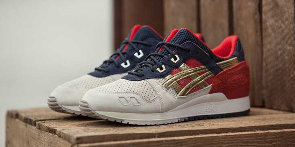 Concepts x Asics Gel Lyte III 25th Anniversary