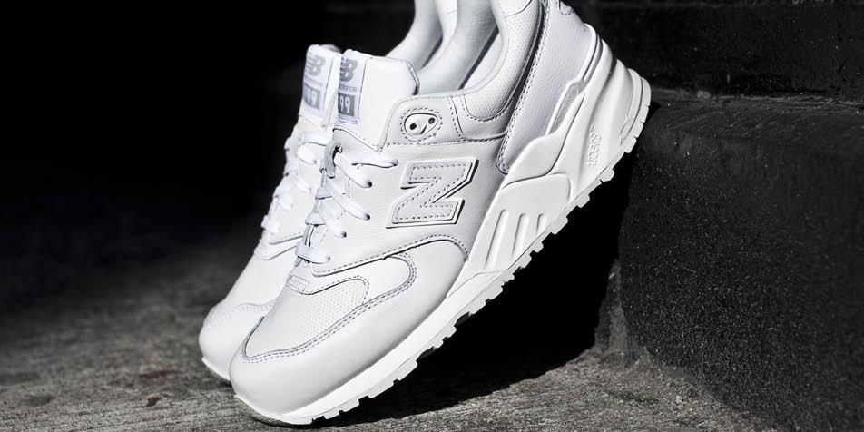 hvide sneakers dame new balance