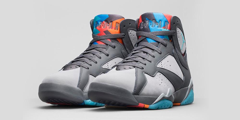 Nike Air Jordan 7 Retro Barcelona Days