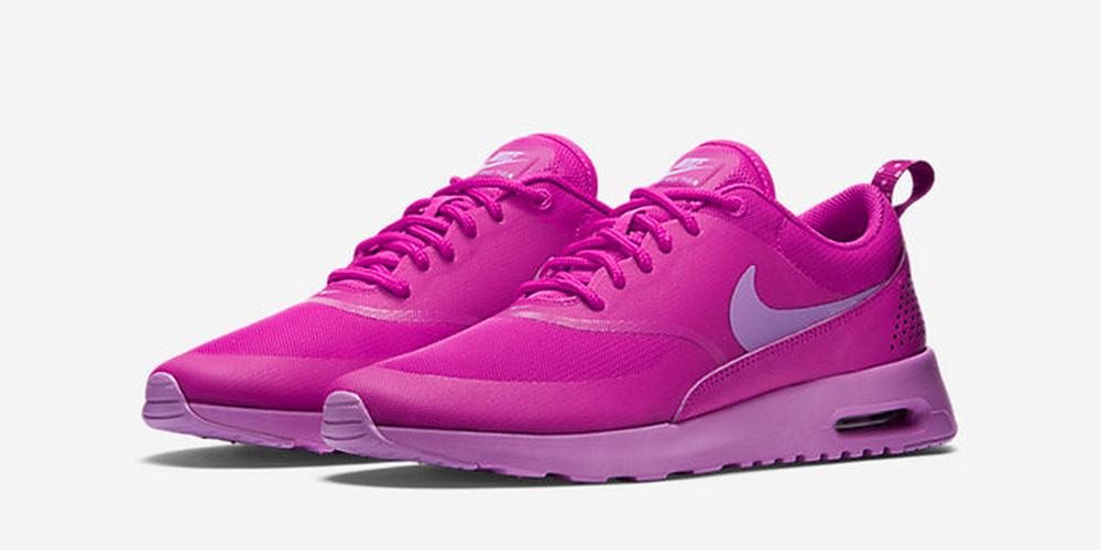Nike Air Max Thea Fuchsia Flash