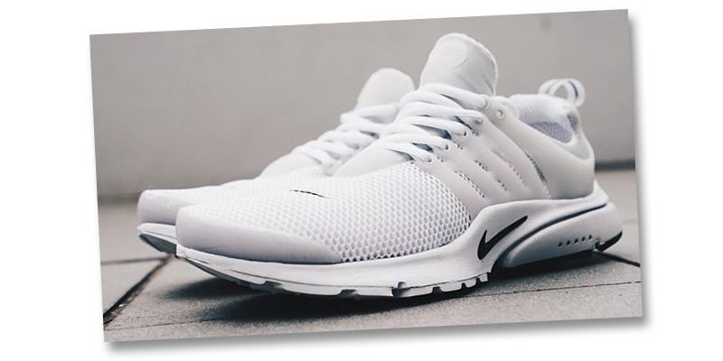 Nike Air Presto BR White