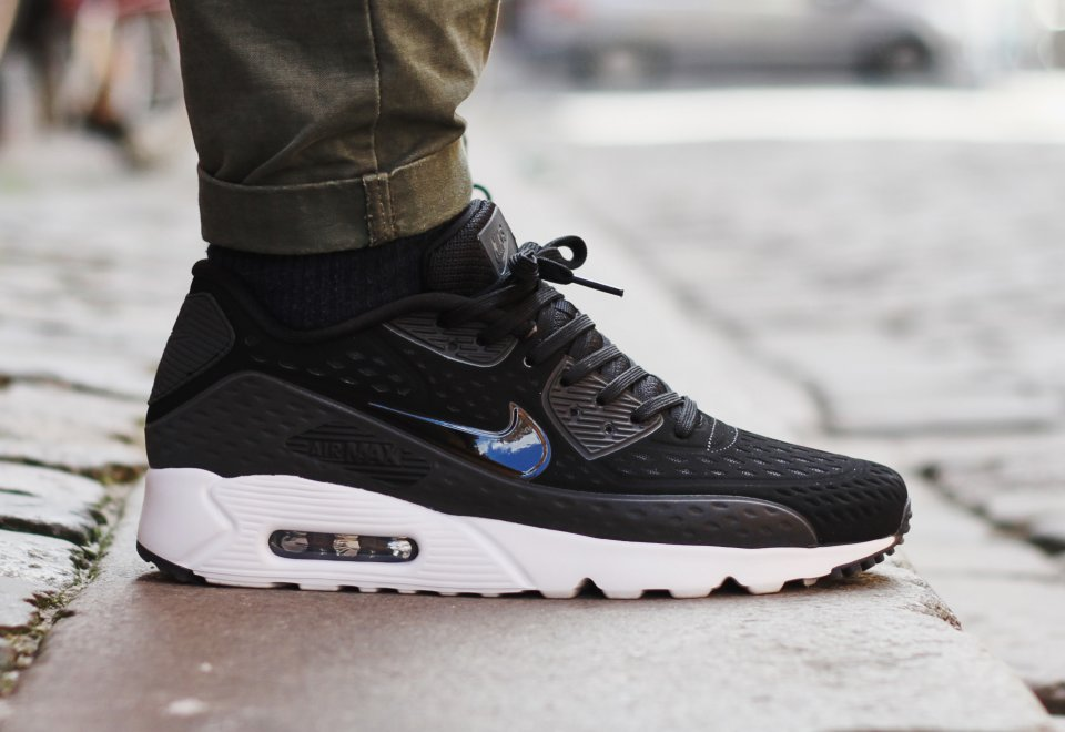 Nike AIr max 90 Ultra Breeze Black