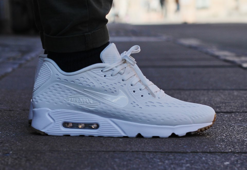 Nike AIr Max 90 Ultra Breeze White