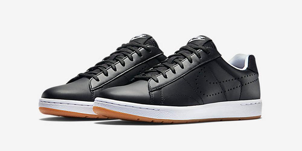 Nike Tennis Classic Ultra Leather 'Black'