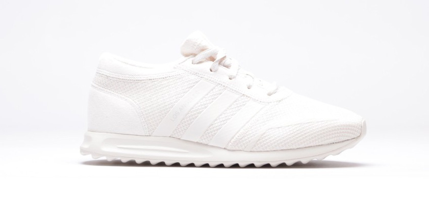 Adidas Los Angeles Chalk White