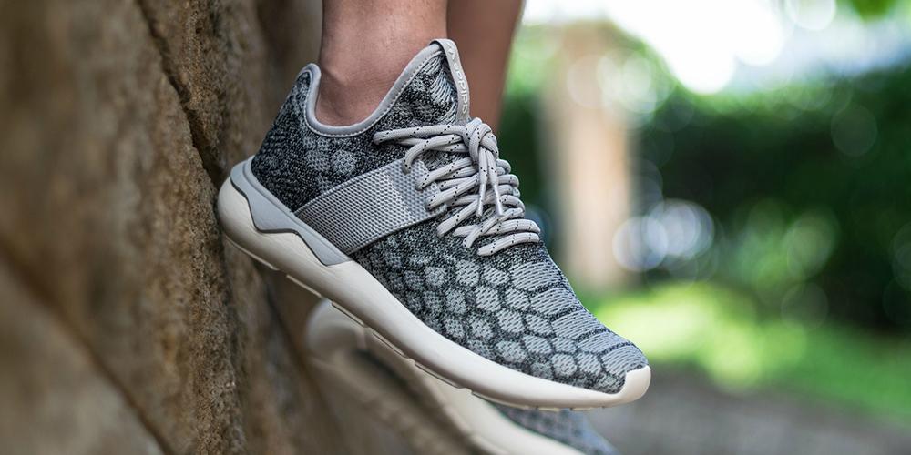 Adidas Tubular Primeknit Stone