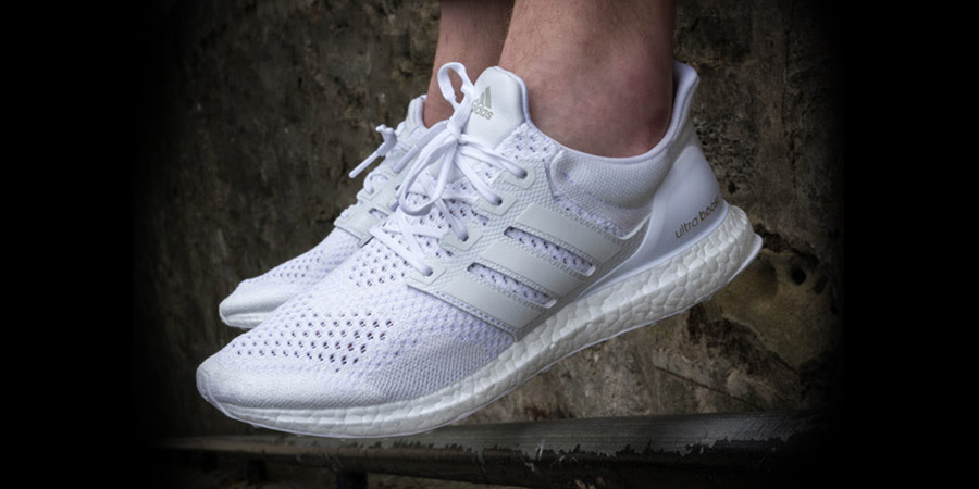 Adidas Ultra Boost J&D White Cool Sneakers