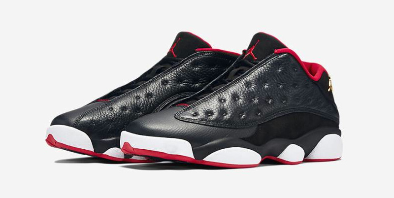 Nike Air Jordan 13 Low Bred