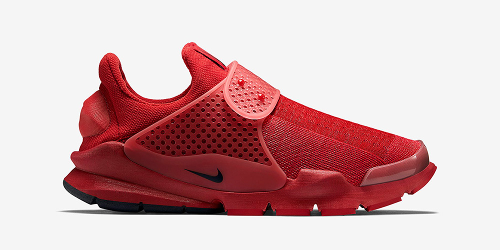 Nike Sock Dart Red