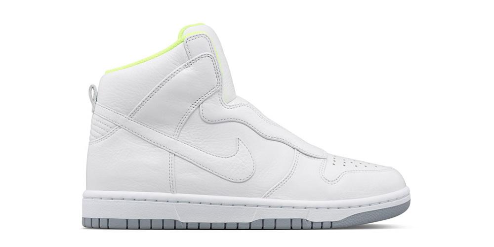 NikeLab x Sacai Dunk Lux 'White'
