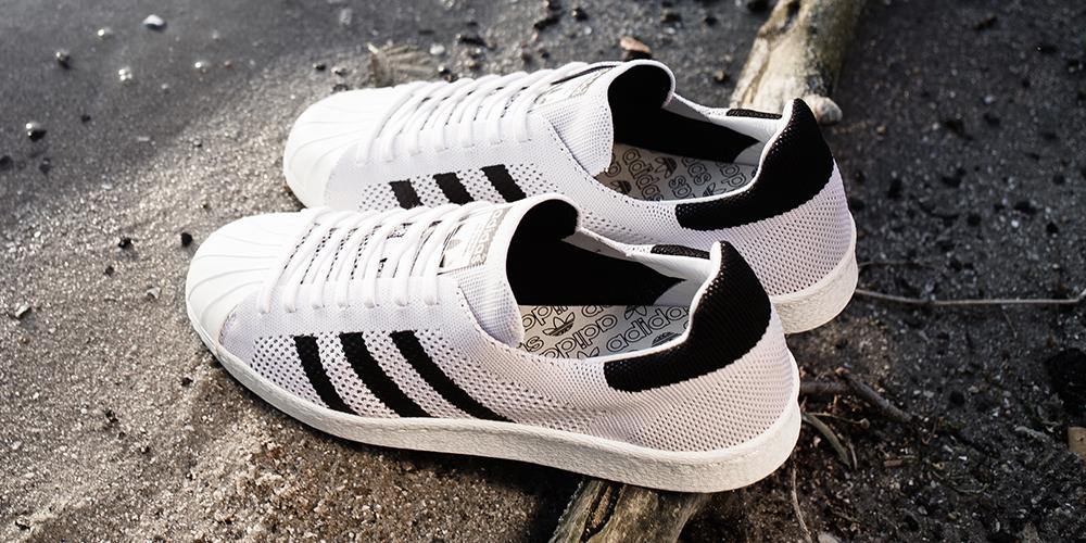 Adidas Primeknit Superstar