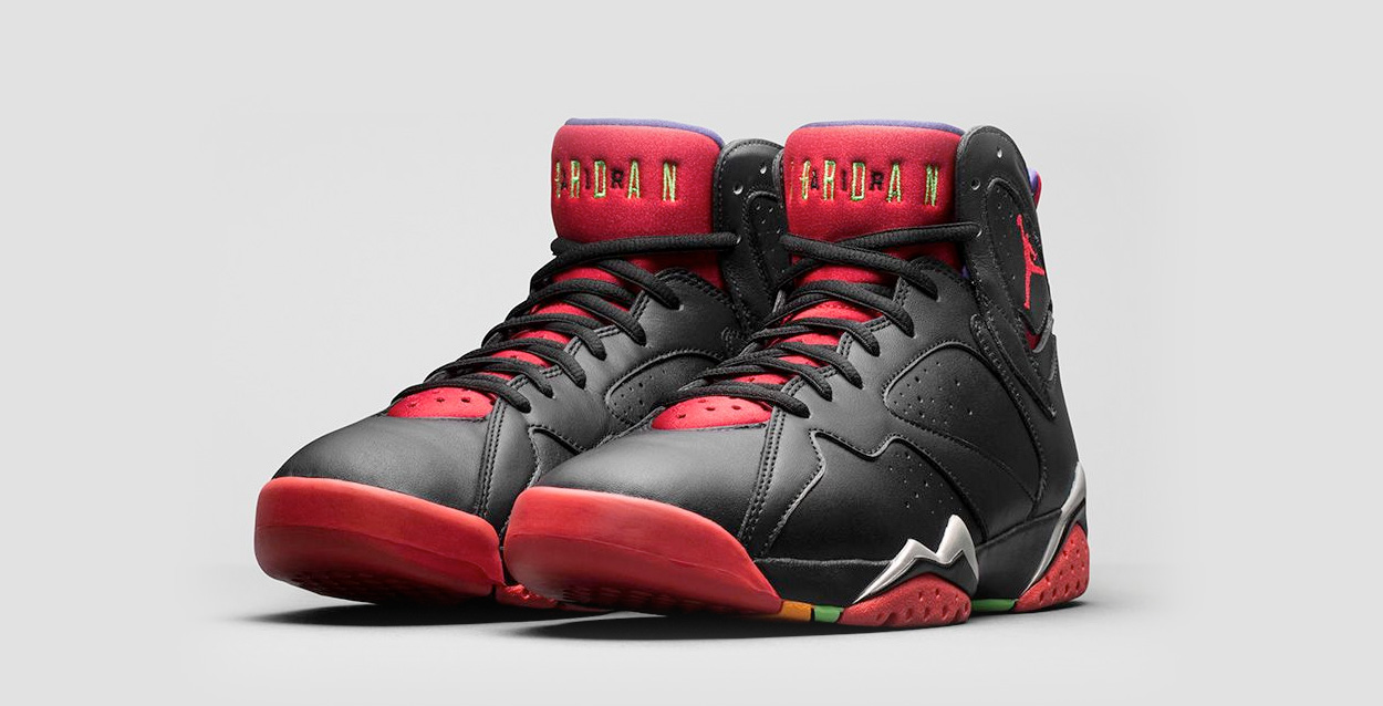 Nike Air Jordan 7 Retro Marvin The Martian