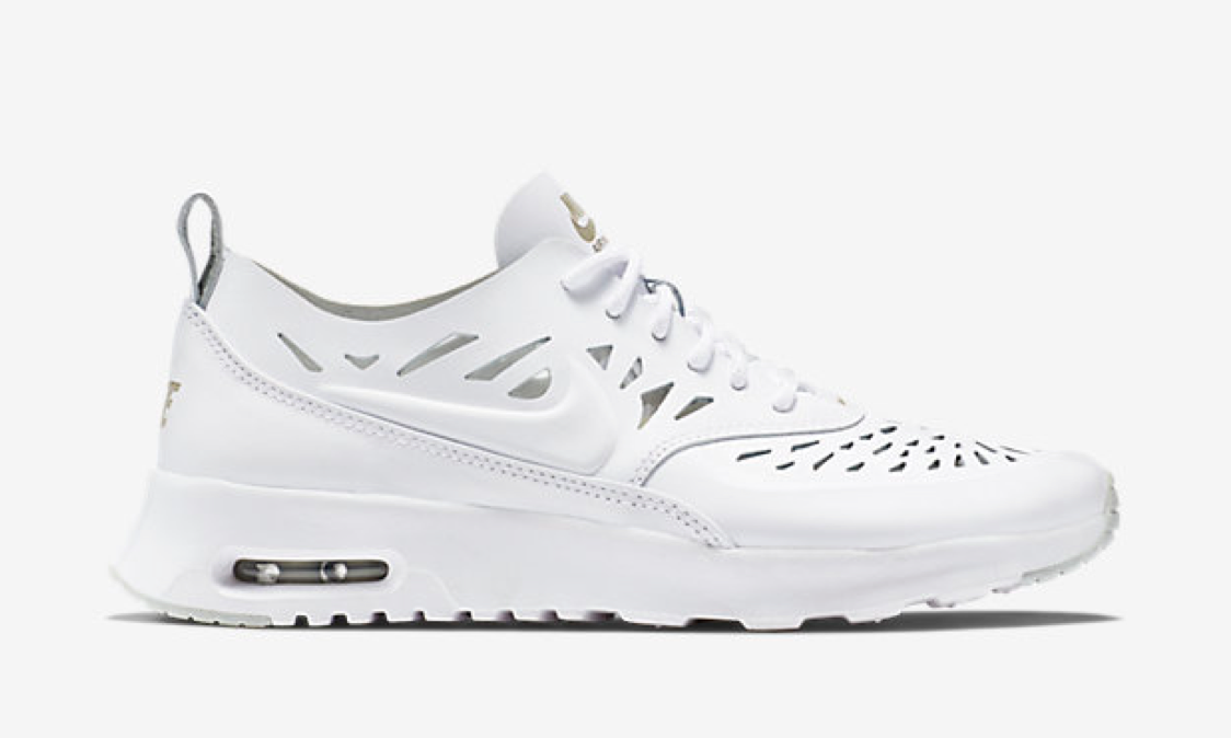 nike air max thea joli white cool sneakers. Black Bedroom Furniture Sets. Home Design Ideas