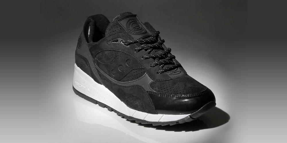 Offspring x Saucony Shadow 6000 Stealth