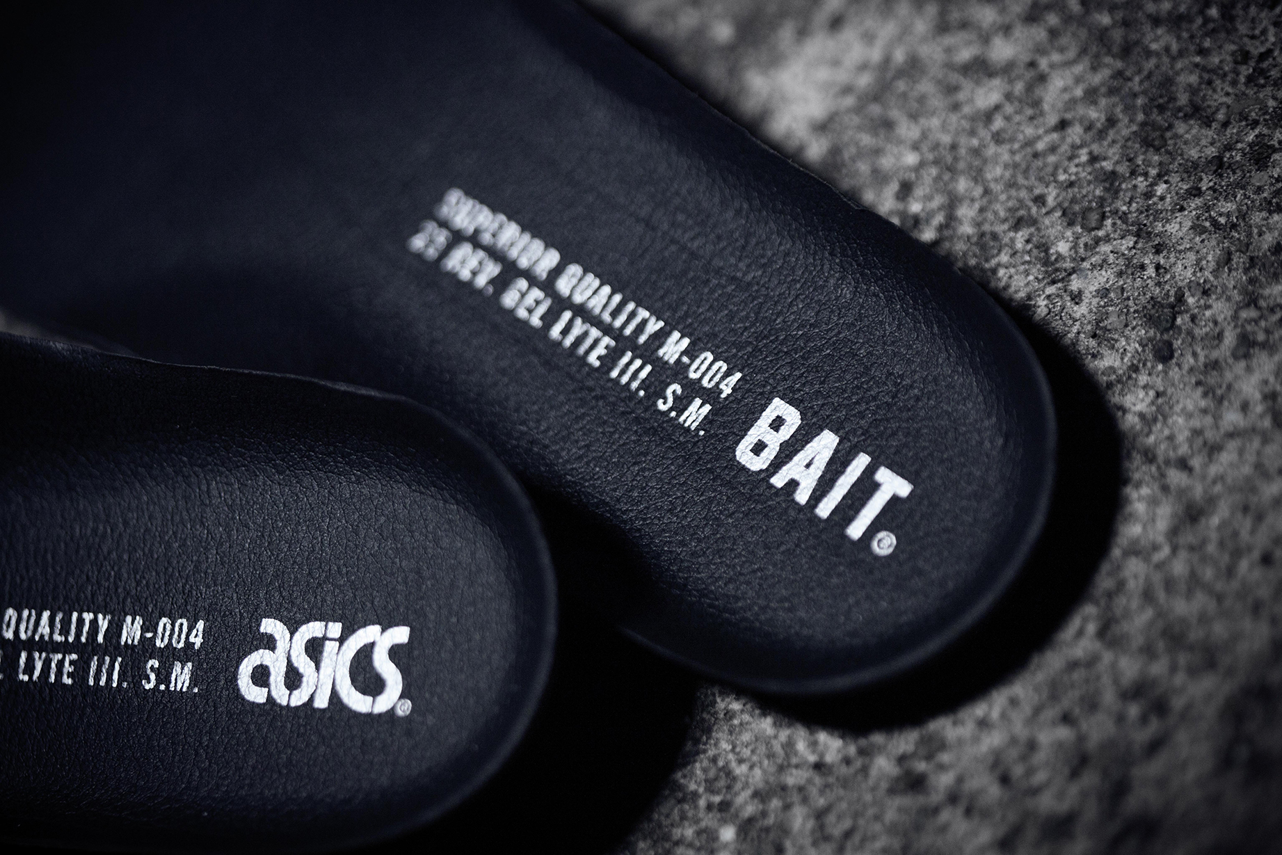 Bait X Asics Gel Lyte 3 Nightmare