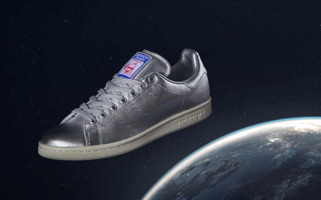 Adidas Stan Smith Spacesuit