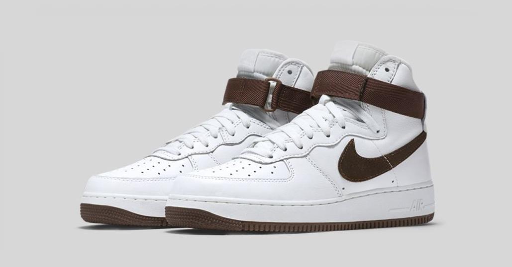 Nike Air Force 1 High Retro High White Chocolate