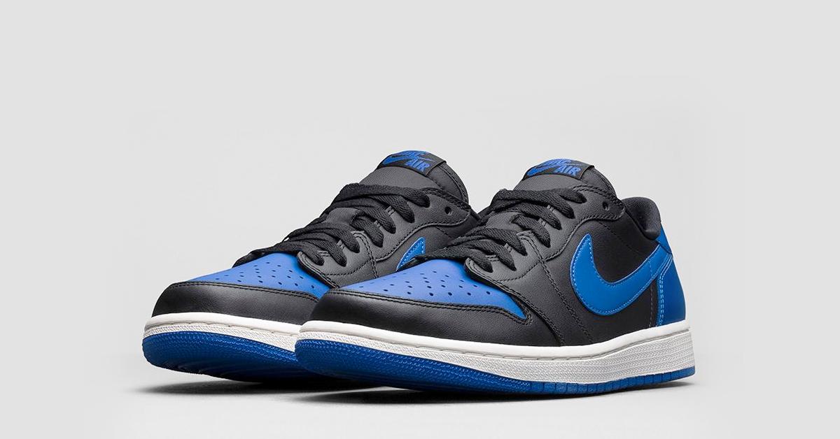 Nike Air Jordan 1 Retro Low OG Varsity Royal