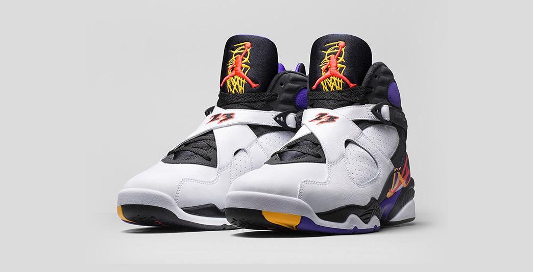 Nike Air Jordan 8 Retro Three Time's A Charm