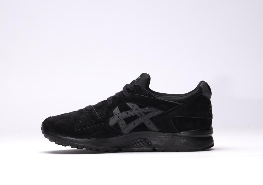 Asics Gel Lyte V Triple Black Cool Sneakers