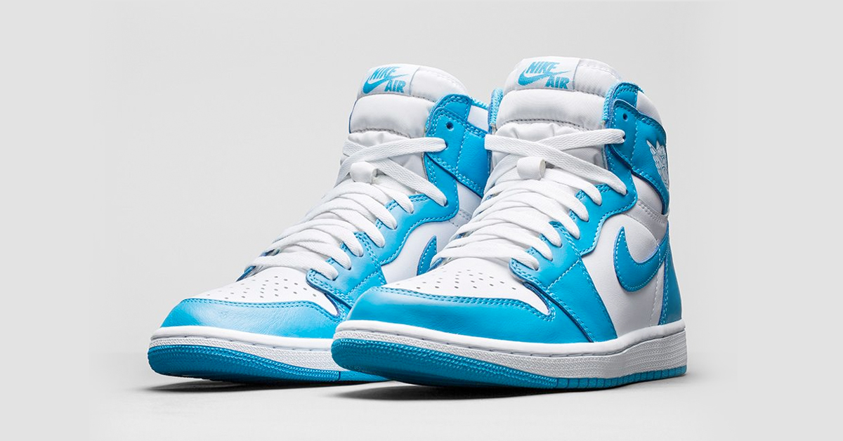 Nike Air Jordan 1 Retro High OG Powder Blue