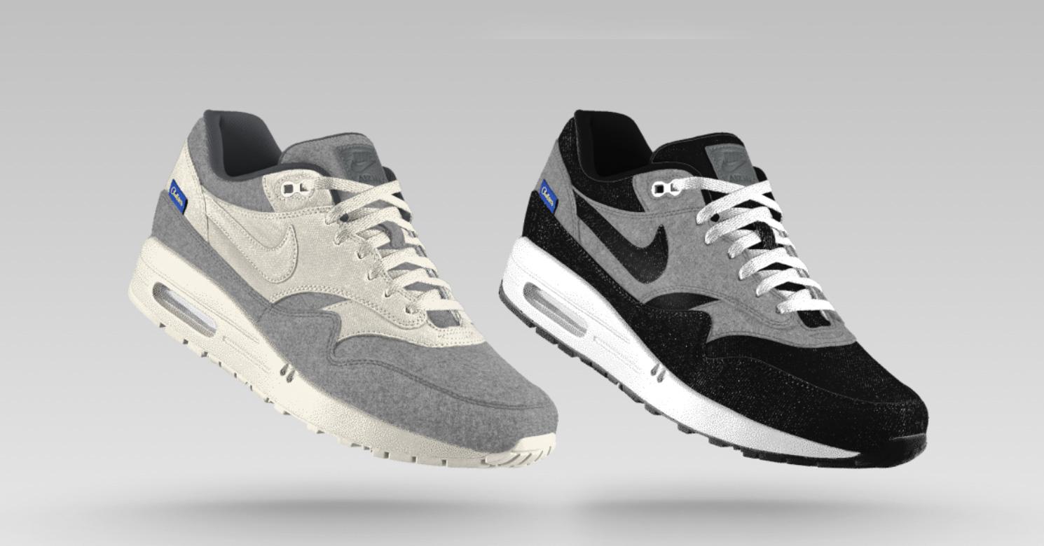 Nike Air Max 1 iD Pendleton