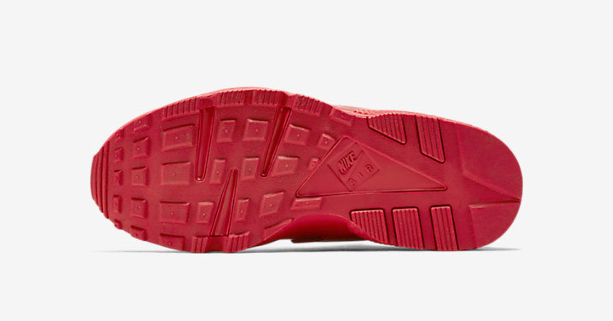 All Red Nike Sneakers