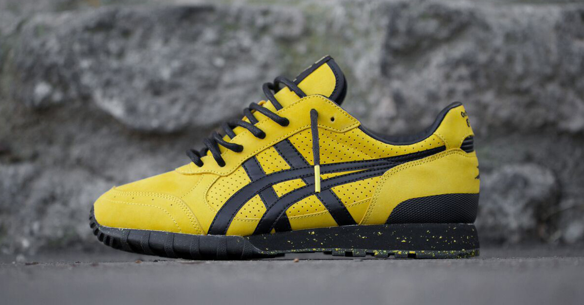 BAIT x Onitsuka Tiger Colorado 85 Bruce Lee