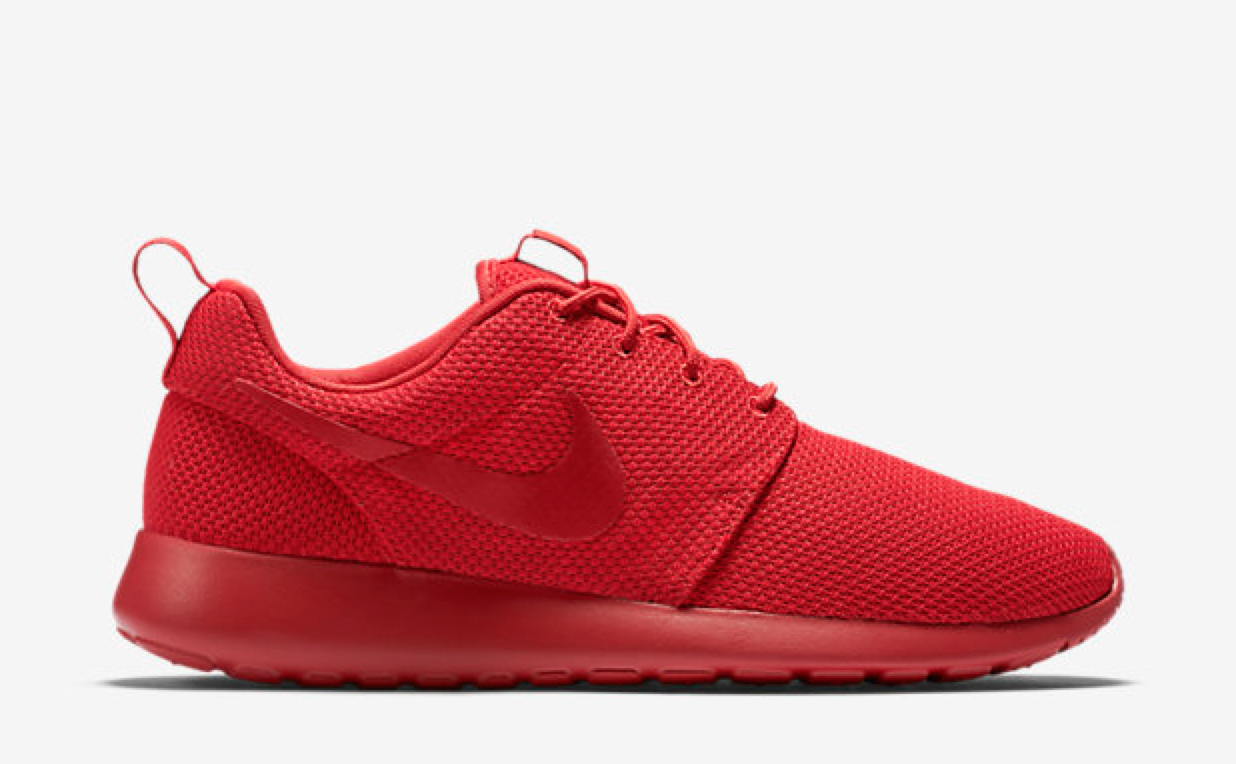9105d3f7 ... discount code for sale nike roshe one all red 02 coolsneakers 22ff6  a6ef8 19adc b5625